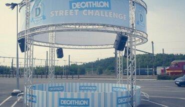 arena voor Decathlon